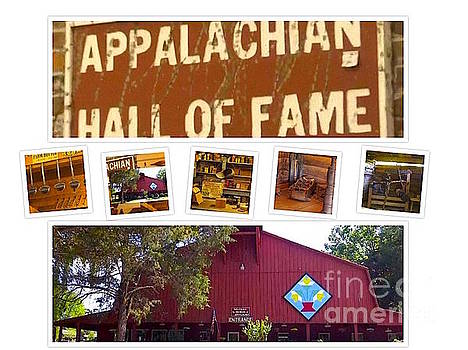 Appalachian Museum Hall of Fame by Karen Francis