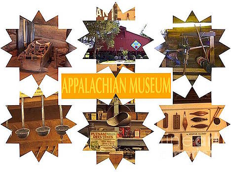 Appalachian Museum Pattern Design by Karen Francis