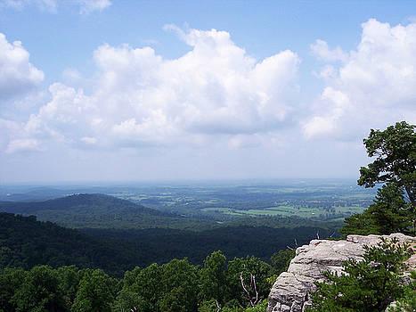 Appalachian Valley - 11 by Donovan Hubbard