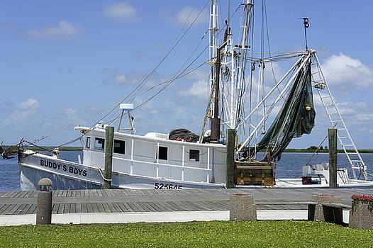Laurie Perry - Appalachicola Shrimp Boat