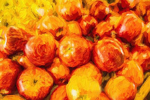 Barry Jones - Apple A Day - Impressionism