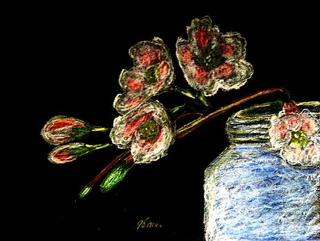 Apple Blossoms by Angela Davies