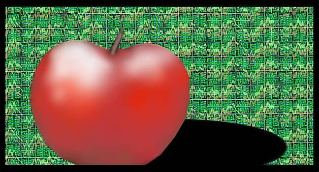 Apple by Carol Shoemaker