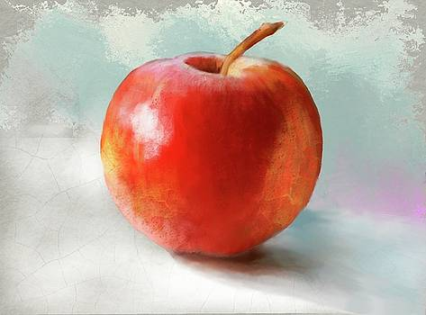 Apple by Edith Hicks