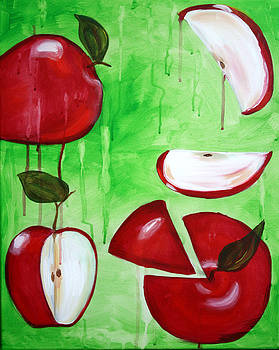 Apple Juice by Maryn Crawford