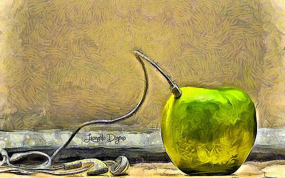 Apple Phone by Leonardo Digenio
