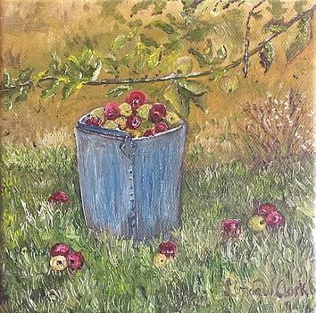 Apple Pickin'  by Linda Clark