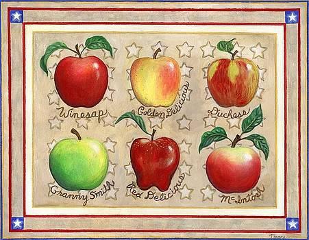 Linda Mears - Apple Sampler Two