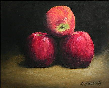 Apple Stack by Marna Edwards Flavell