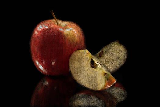 Jeannie Burleson - Apple Still Life