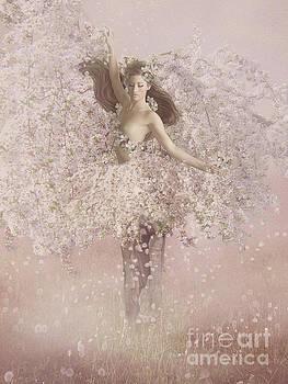 Apple Tree Blossom by Babette Van den Berg