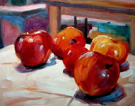 Apples by Brian Simons