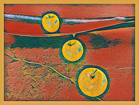 Apples by Cletis Stump