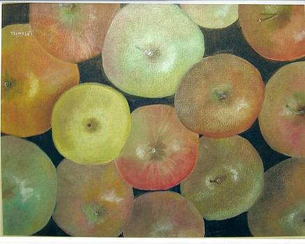 Ilona MONTEL - Apples Galore