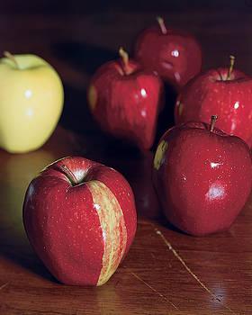 Apples by Jan Stittleburg