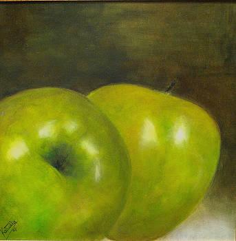 Apples by Katushka Millones