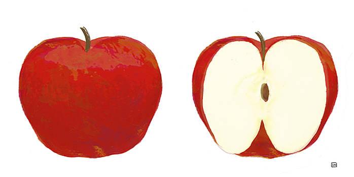 Apples by Lisa Weedn