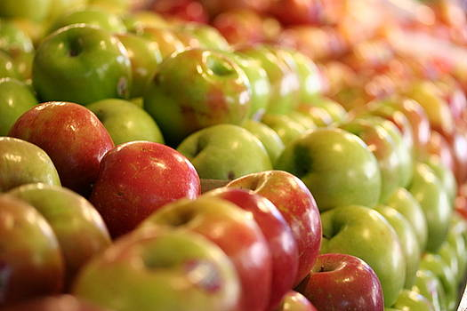 Apples Of My Eye by Shelly Davis