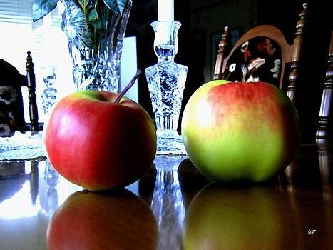 Apples Still Life by Will Borden
