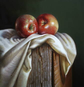 Apples by William Albanese Sr