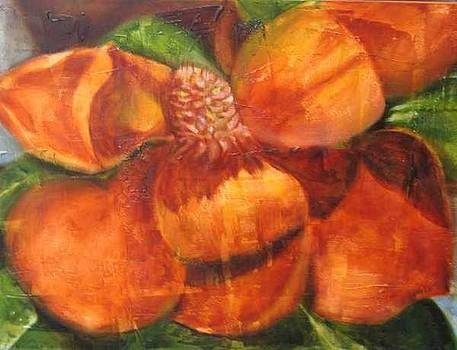 Approach of Fall by Selma Cooper