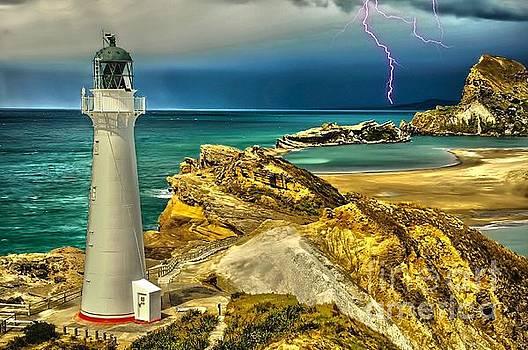 Kathryn Strick - Approaching Storm 2015