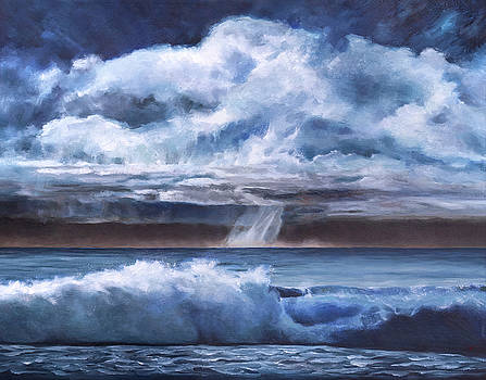 Approaching Storm by Anthony Enyedy