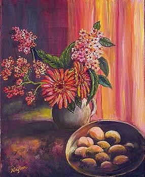 Apricot by Najlaa Mahmoud
