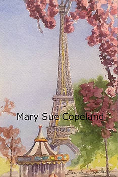 April in Paris by Mary Sue Copeland