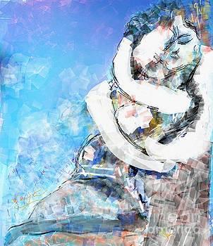 April love by Subrata Bose
