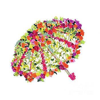 April Showers Bring May Flowers by Lauren Heller