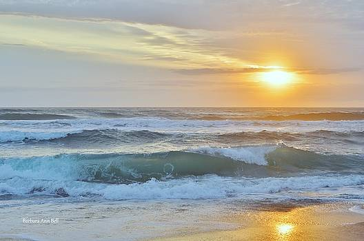 April Sunrise  by Barbara Ann Bell