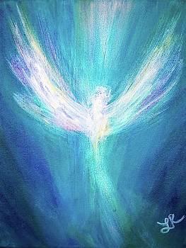 Aqua Angel  by Lucinda Rae