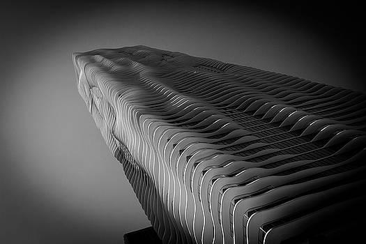 Aqua building by D Plinth