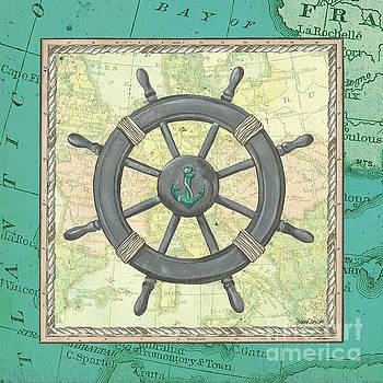 Aqua Maritime by Debbie DeWitt
