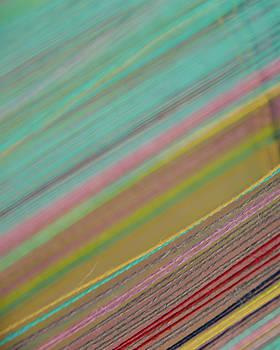 Aqua Rainbow 1 by Cathy Jacobs