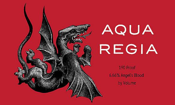 Aqua Regia by Nicola Ginzler