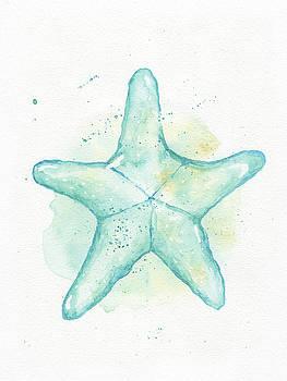 Aqua Starfish by Dream Pigment