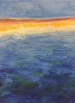 Aquamarine by Norma Duch