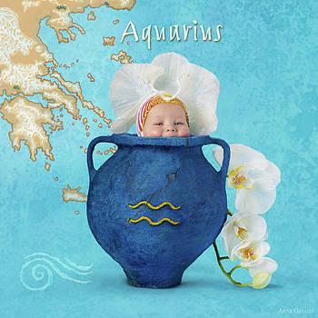 Anne Geddes - Aquarius