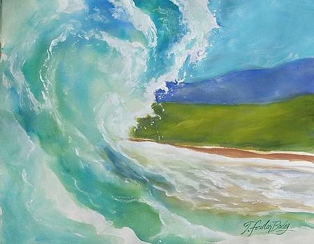 Aquas and Foam by Therese Fowler-Bailey