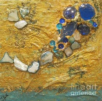 Aquatic Journey #2 by Jacqui Hawk