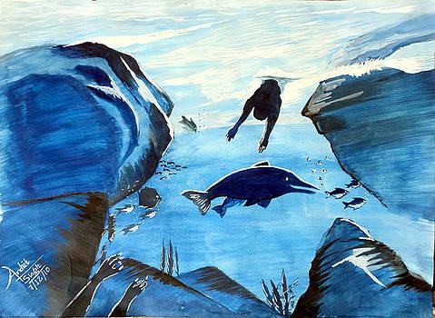 Aquatic Life by Archit Singh