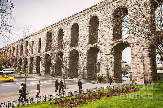 Sophie McAulay - Aqueduct of Valens Istanbul