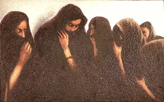 Arab Women by James LeGros