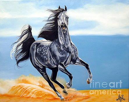 Arabian Dreams by Cheryl Poland