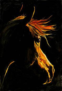 Arabian Gold by Jana Goode