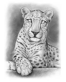 Arabian Leopard by Greg Joens