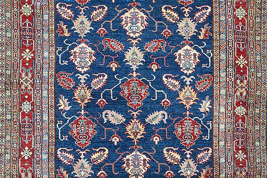 Eduardo Huelin - Arabic carpet texture background