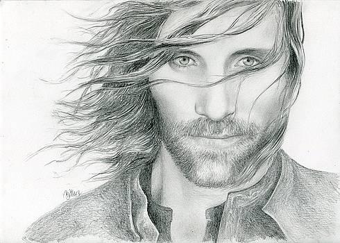 Aragorn by Bitten Kari